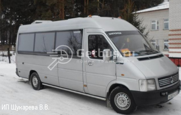 Volkswagen Crafter LT Барнаул