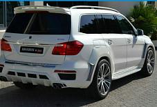 Mercedes GL Красноярск