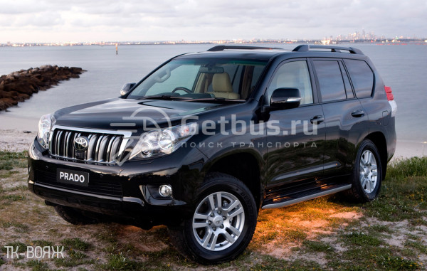 Totota Land Cruiser Prado Саратов