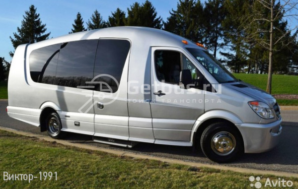 Mercedes-Benz Sprinter Астрахань
