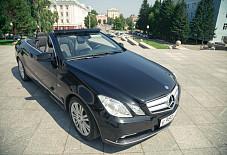 Mercedes-benz E-class Барнаул