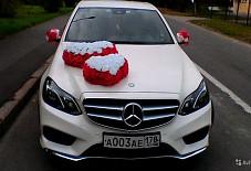 Mercedes-Benz E AMG Санкт-Петербург