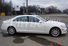 Mercedes W221 Long Москва