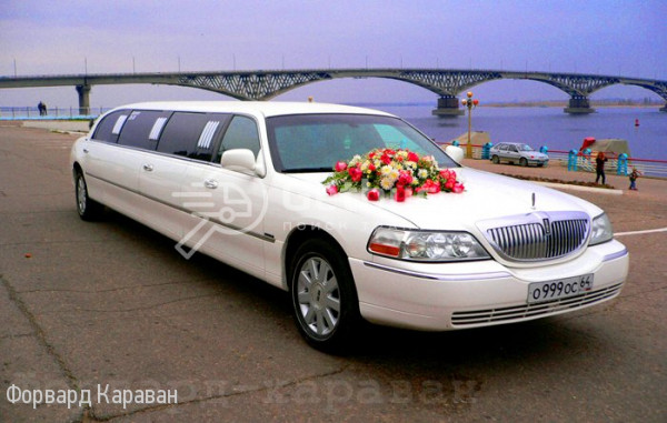 Lincoln Town Car Stretch Princess Саратов