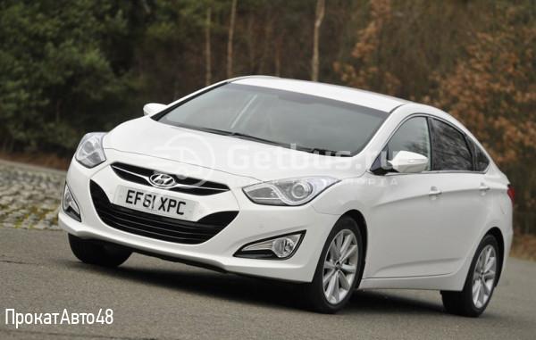 Hyundai i40 Липецк