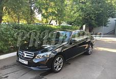 Mercedes – Benz E212 Москва
