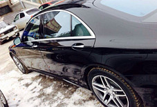 Mercedes 222 S 500 Long Красноярск