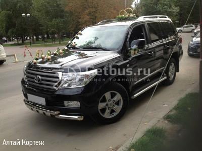 Toyota Land Cruiser 200 Барнаул