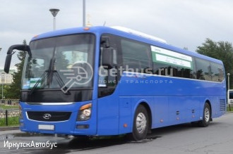 Hyundai Universe Барнаул