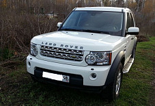 Land Rover Discovery III  Липецк