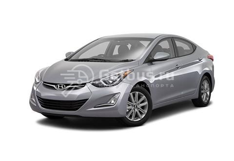 Hyundai Elantra Благовещенск