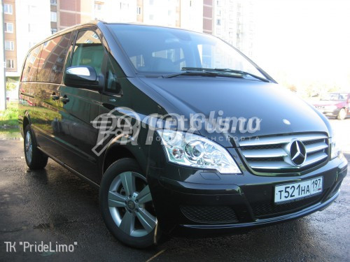 Mercedes – Benz Viano Москва