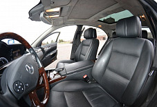Mercedes S 221 long restyling Красноярск