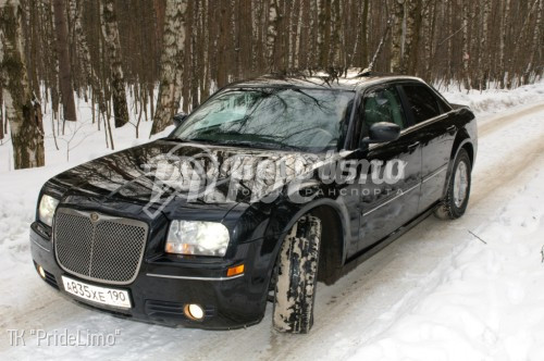 Chrysler 300 C Москва