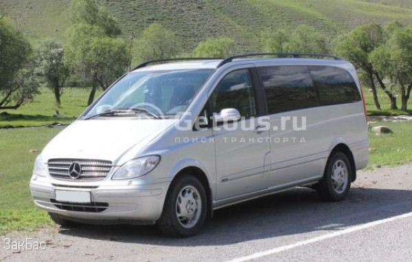 Mercedes-Benz Viano Барнаул