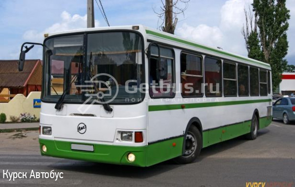 ЛиАЗ 5256 Курск