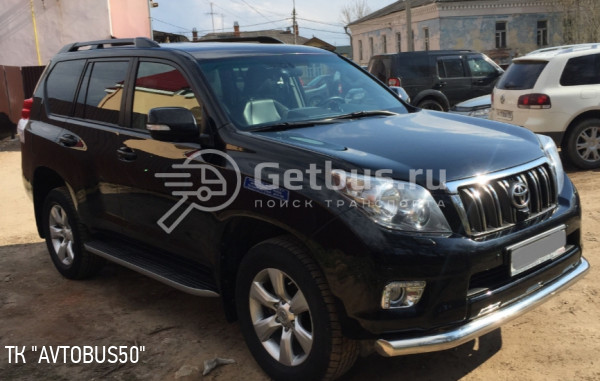 Toyota Land Cruiser Prado150 Серпухов