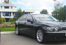 BMW 7 Long Липецк