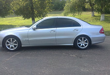 Mercedes E-class W211  Кашира