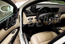 Mercedes-Benz 221 Москва