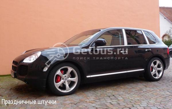 Porsche Cayenne  Липецк