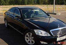 Mercedes W221 Санкт-Петербург