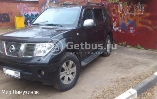 Nissan Pathfinder Кашира