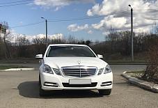 Mercedes Benz E Киров