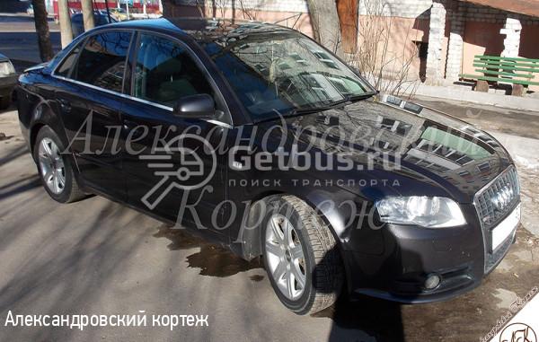 Audi A4 Унеча