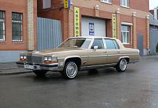 Cadillac Fleetwood Тюмень