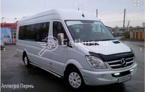Mercedes-Benz Sprinter Пермь