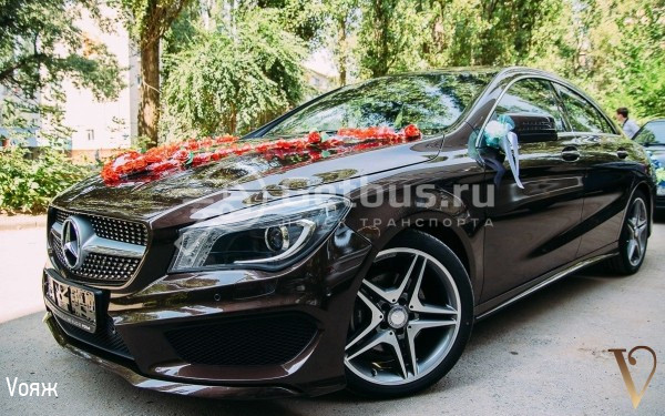 Mercedes-Benz CLA Липецк