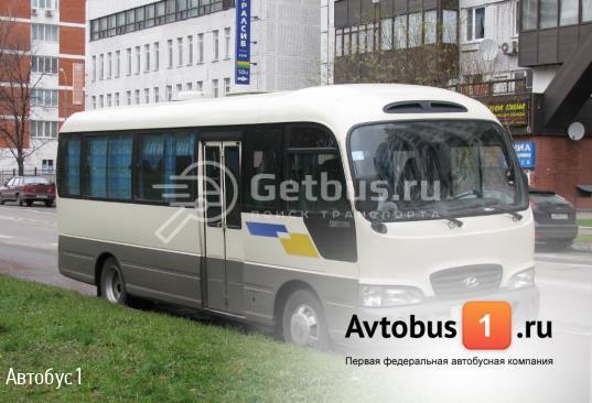 Hyundai County Барнаул