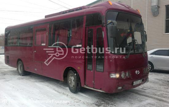 HYUNDAI AEROTOWN Барнаул