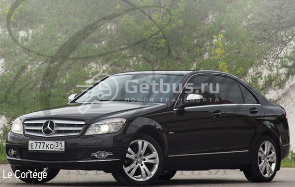 Mercedes-Benz C W204 Белгород