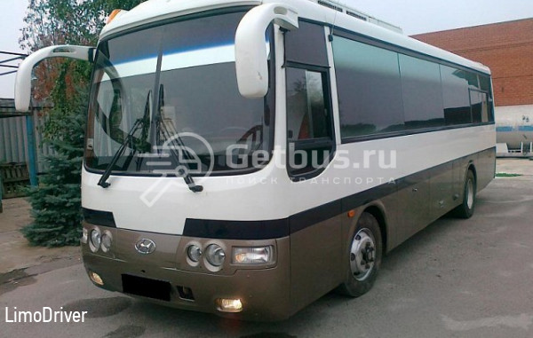 Hyundai Aerotown bus Ростов-на-Дону