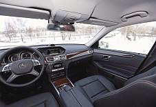 Mercedes E class Красноярск