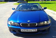 BMW 3 Cabrio Санкт-Петербург