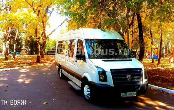 VW Crafter Саратов