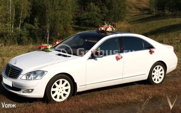 Mercedes-Benz S-Class Липецк
