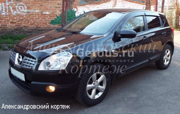 Nissan Qashqai (J10) Новозыбков