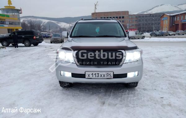 Toyota Land Cruiser 100 Барнаул