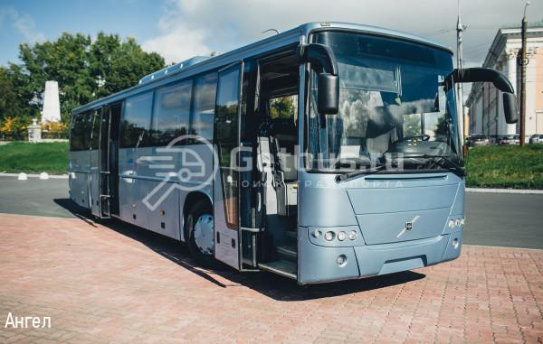 Volvo B12 Архангельск