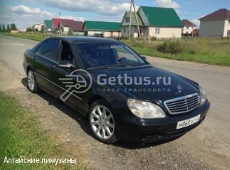 Mercedes-Benz S 500 Барнаул