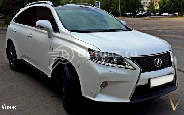Lexus RX350 Липецк