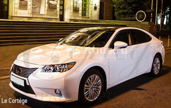 Lexus ES Белгород