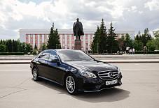 Mercedes E class Барнаул
