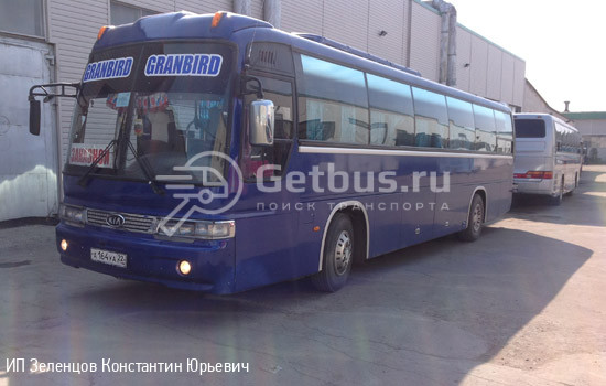 Kia Granbird Барнаул