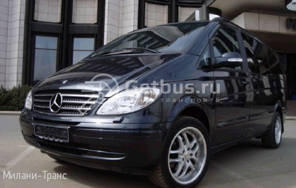 Mercedes-Benz Viano Санкт-Петербург