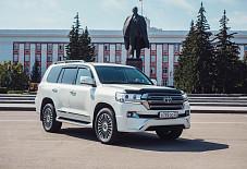 Тойота Ленд Крузер 200 Барнаул